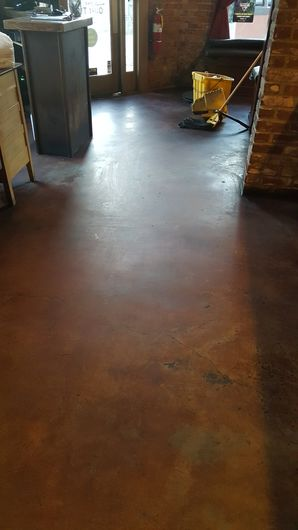 Before & After Floor Cleaning in Hiram, GA (2)